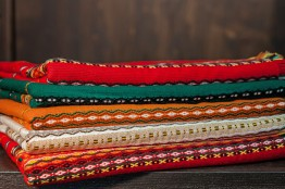 folk tablecloths