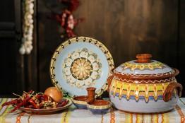 keramika, guvech, solnica, chinia